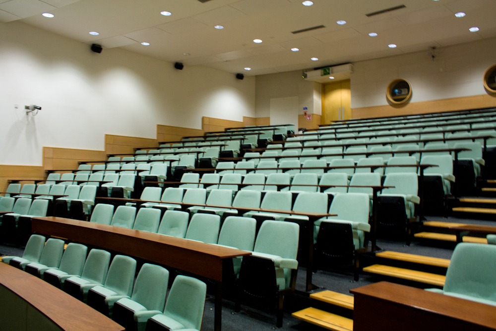 Geoffrey Manton Building Lecture Theatre